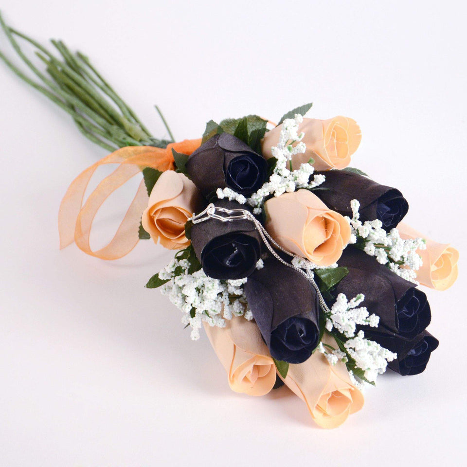Create Your Own Dozen Bouquet Jewelry Roses