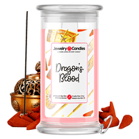 Dragon's Blood Jewelry Candle