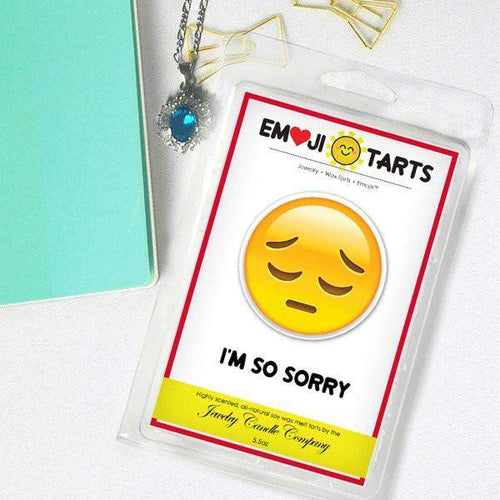 I'M So Sorry Emoji Tarts-Tarts-The Official Website of Jewelry Candles - Find Jewelry In Candles!
