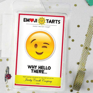 Why Hello There Emoji Tarts-Tarts-The Official Website of Jewelry Candles - Find Jewelry In Candles!