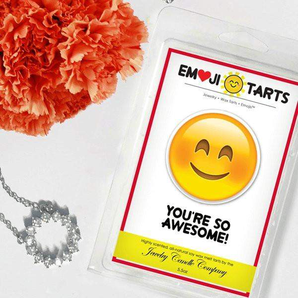 You're So Awesome! Emoji Tarts-Tarts-The Official Website of Jewelry Candles - Find Jewelry In Candles!