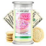 Fresh Baked Sugar Cookies Cash Money Candle