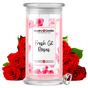 Fresh Cut Roses | Jewelry Candle®