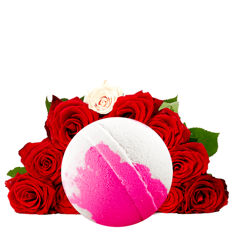 Fresh Cut Roses Dollar Bath Bomb