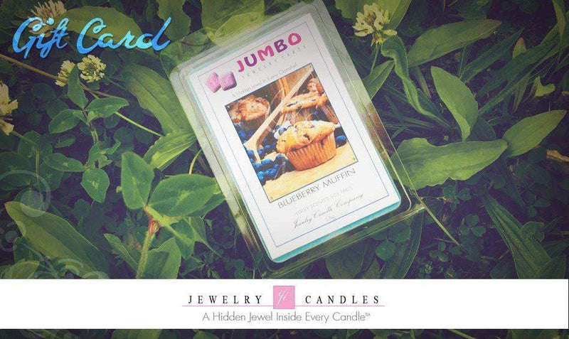 $30 Gift Card-Gift Card-The Official Website of Jewelry Candles - Find Jewelry In Candles!