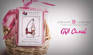 $75 Gift Card-Gift Card-The Official Website of Jewelry Candles - Find Jewelry In Candles!