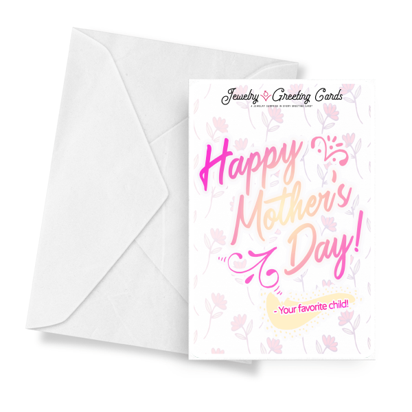 A Mom's Hug Lasts Long After She Lets Go. | Mother's Day Jewelry Greeting Cards®-Jewelry Greeting Cards-The Official Website of Jewelry Candles - Find Jewelry In Candles!