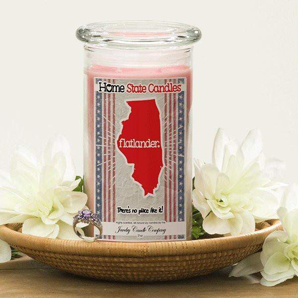 Home State Demonyms Jewelry Candles - Flatlander-Home State Demonyms Jewelry Candles-The Official Website of Jewelry Candles - Find Jewelry In Candles!