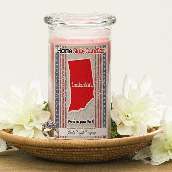 Home State Demonyms Jewelry Candles - Indianian-Home State Demonyms Jewelry Candles-The Official Website of Jewelry Candles - Find Jewelry In Candles!