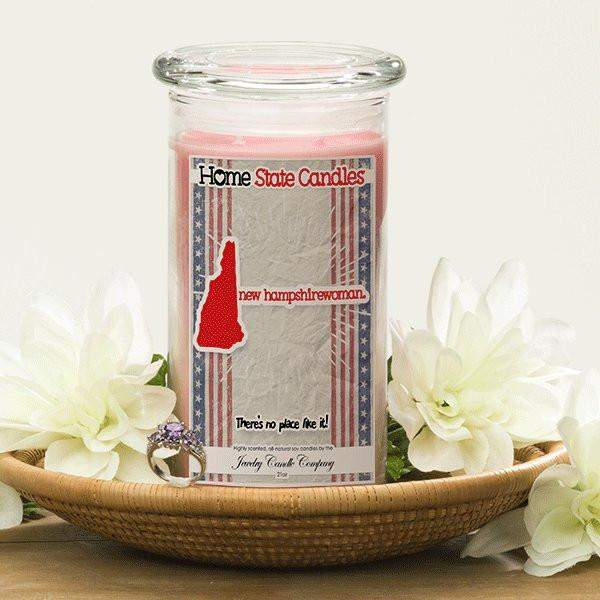 Home State Demonyms Jewelry Candles - New Hampshirewoman-A Day at the Fair Jewelry Candle-The Official Website of Jewelry Candles - Find Jewelry In Candles!