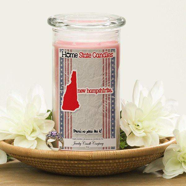 New Hampshirite | Home State Demonym Candle®-Home State Demonyms Jewelry Candles-The Official Website of Jewelry Candles - Find Jewelry In Candles!