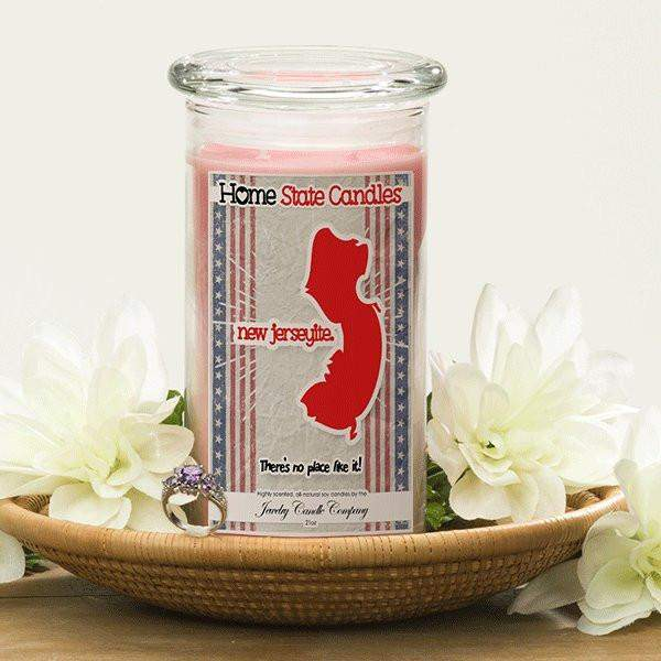 Home State Demonyms Jewelry Candles - New Jerseyite-Home State Demonyms Jewelry Candles-The Official Website of Jewelry Candles - Find Jewelry In Candles!