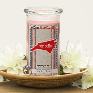 Home State Demonyms Jewelry Candles - Tar Boiler-Home State Demonyms Jewelry Candles-The Official Website of Jewelry Candles - Find Jewelry In Candles!