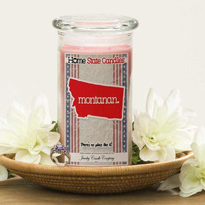 Home State Demonyms Jewelry Candles - Montanan-Home State Demonyms Jewelry Candles-The Official Website of Jewelry Candles - Find Jewelry In Candles!