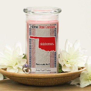 Home State Demonyms Jewelry Candles - Oklahoman-Home State Demonyms Jewelry Candles-The Official Website of Jewelry Candles - Find Jewelry In Candles!