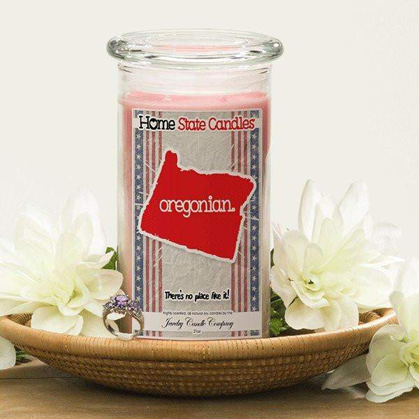 Home State Demonyms Jewelry Candles - Georgian-A Day at the Fair Jewelry Candle-The Official Website of Jewelry Candles - Find Jewelry In Candles!