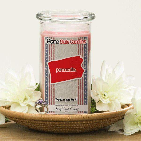 Pennamite | Home State Demonym Candle®-Home State Demonyms Jewelry Candles-The Official Website of Jewelry Candles - Find Jewelry In Candles!