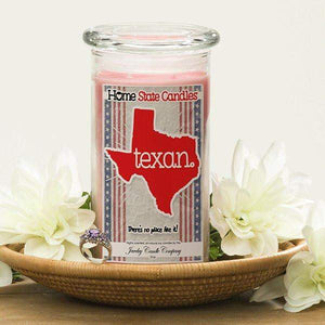 Texan | Home State Demonym Candle®-A Day at the Fair Jewelry Candle-The Official Website of Jewelry Candles - Find Jewelry In Candles!