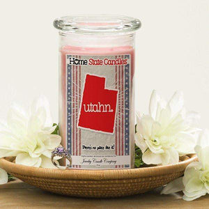 Home State Demonyms Jewelry Candles - Utahn-A Day at the Fair Jewelry Candle-The Official Website of Jewelry Candles - Find Jewelry In Candles!
