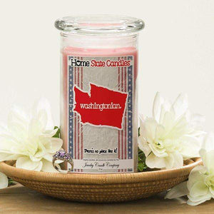 Home State Demonyms Jewelry Candles - Washingtonian-A Day at the Fair Jewelry Candle-The Official Website of Jewelry Candles - Find Jewelry In Candles!