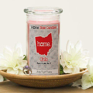 Ohio | Home State Candle®-The Official Website of Jewelry Candles - Find Jewelry In Candles!