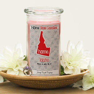 Home State Candles - Idaho-The Official Website of Jewelry Candles - Find Jewelry In Candles!