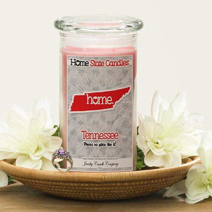 Home State Candles - Tennessee-The Official Website of Jewelry Candles - Find Jewelry In Candles!