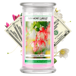 Honeysuckle Jasmine Cash Money Candle