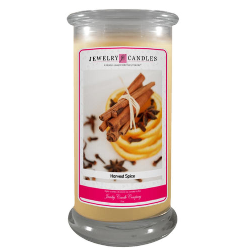 Harvest Spice Jewelry Candle-The Official Website of Jewelry Candles - Find Jewelry In Candles!