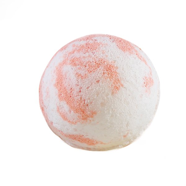 Rosé American Made Bath Bomb-American Made Bath Bombs-The Official Website of Jewelry Candles - Find Jewelry In Candles!