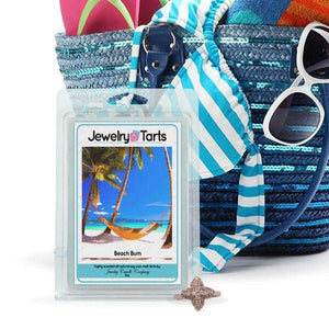 Beach Bum | Jewelry Tart®-Jewelry Tarts-The Official Website of Jewelry Candles - Find Jewelry In Candles!