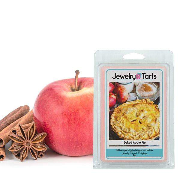 Baked Apple Pie Jewelry Tarts (1 Jewelry Tart WITH A Surprise Jewel!)-Jewelry Tarts With Jewelry-The Official Website of Jewelry Candles - Find Jewelry In Candles!