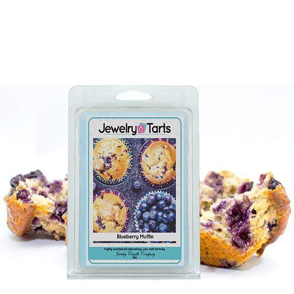 Blueberry Muffins Jewelry Tarts (1 Jewelry Tart WITH A Surprise Jewel!)-Jewelry Tarts With Jewelry-The Official Website of Jewelry Candles - Find Jewelry In Candles!