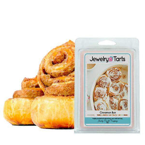Cinnamon Bun | Jewelry Tart®-Chocolate Chip Jewelry Tarts-The Official Website of Jewelry Candles - Find Jewelry In Candles!