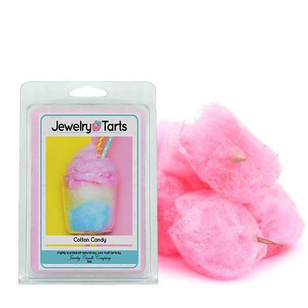 Cotton Candy Jewelry Tarts (1 Jewelry Tart With A Surprise Jewel!)-Cotton Candy Jewelry Tarts-The Official Website of Jewelry Candles - Find Jewelry In Candles!