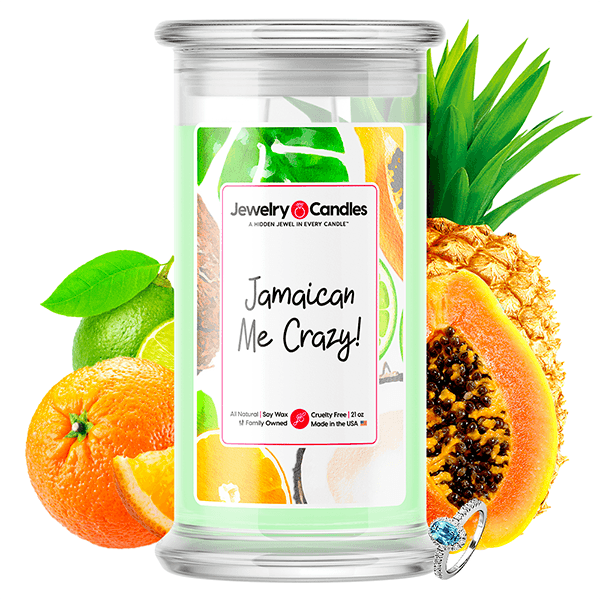 Jamaican Me Crazy Jewelry Candles