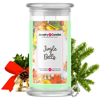 Jingle Bells Jewelry Candle