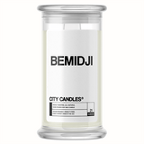 Bemidji City Candle