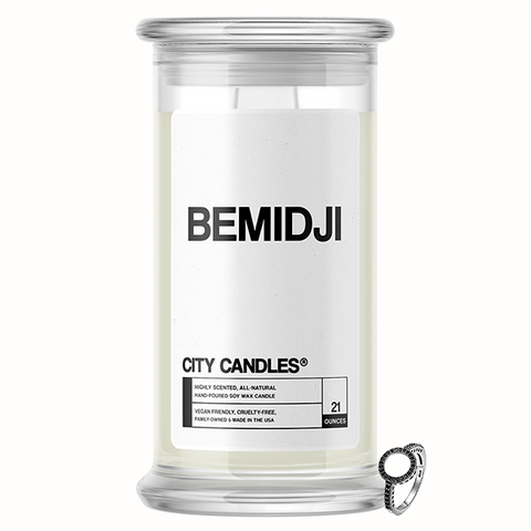 Bemidji City Jewelry Candle