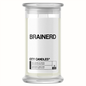 Brainerd City Candle