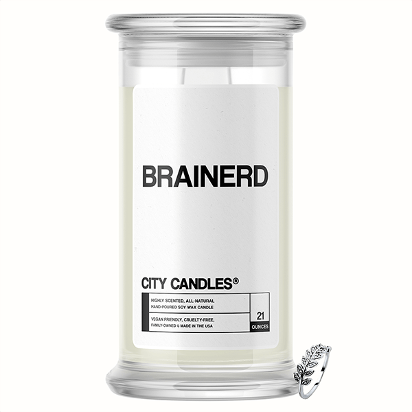 Brainerd City Jewelry Candle