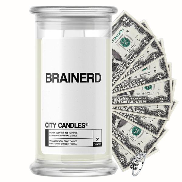 Brainerd City Cash Candle