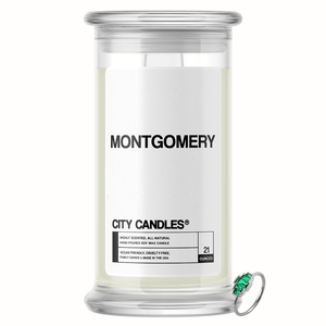 Montgomery City Jewelry Candle