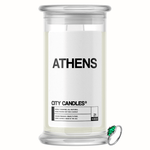 Athens City Jewelry Candle