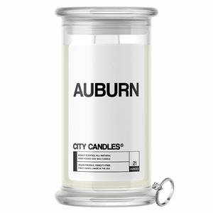 Auburn City Jewelry Candle