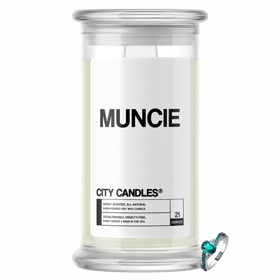 Muncie City Jewelry Candle