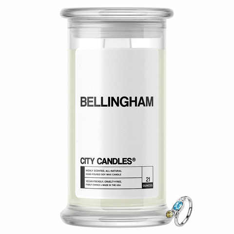 Bellingham City Jewelry Candle
