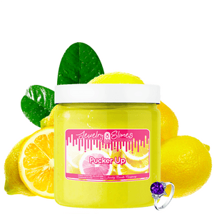 Pucker Up | Jewelry Slime®-Jewelry Slime | A Jewelry Surprise In Every Jar of Slime-The Official Website of Jewelry Candles - Find Jewelry In Candles!