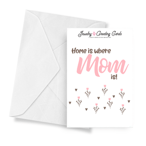 Home Is Where Mom Is! | Mother's Day Jewelry Greeting Cards®-Jewelry Greeting Cards-The Official Website of Jewelry Candles - Find Jewelry In Candles!