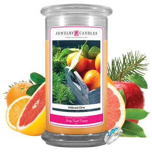 Wildwood Citrus | Jewelry Candle®-Jewelry Candles®-The Official Website of Jewelry Candles - Find Jewelry In Candles!